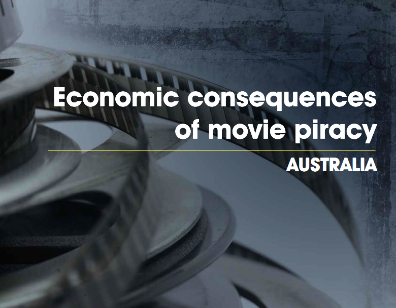Economic Consequences Of Movie Piracy - Australia