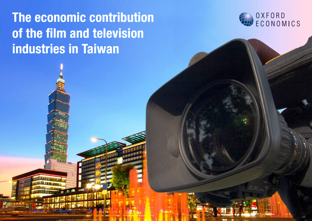 The Economic Contribution of the Film and Television Industries in Taiwan