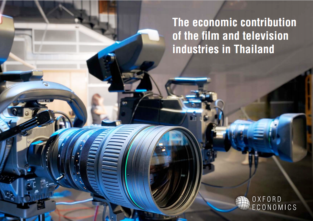 The Economic Contribution of the Film and Television Industries in Thailand
