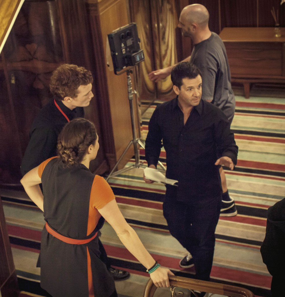 Gabriel Reid directs Bree Peters and Aaron McGregor in 'Every Moment'_Fotor_Fotorsmallestfile